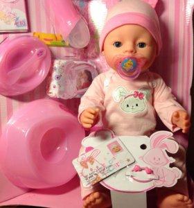 Кукла Baby Born аналог