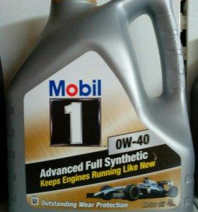 Масло моторное Mobil 0W-40