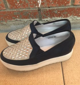 Слипоны(туфли)