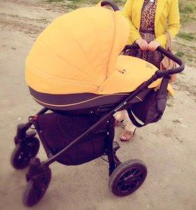 Детская коляска Adamex jogger 2в1