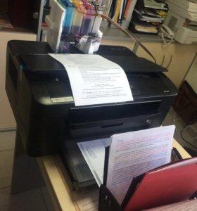 Принтер epson wf 7015 СНПЧ