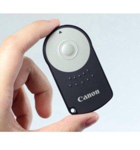 Новый пульт д/у для Canon