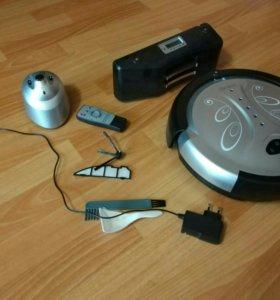 Робот пылесос xrobot A8