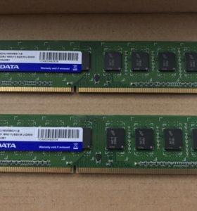 Оперативная память ADATA DDR3 8Gb