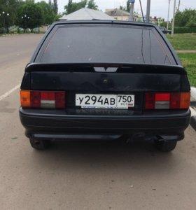 Продам ВАЗ 2114 Samara 1,6 МТ 2007г. хетчбек