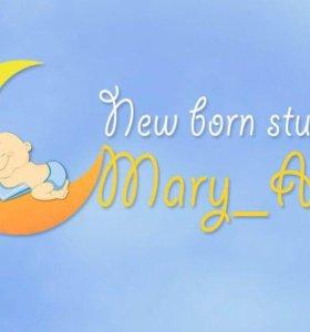 Съёмка новорожденных