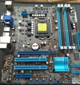 Asus P8Q67-M DO (Socket LGA 1155)