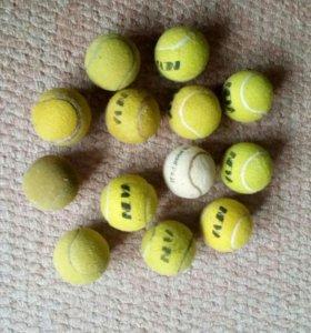 Мячи для большого тенниса дешево