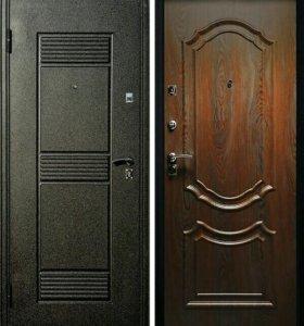 НОВЫЕ стальные двери