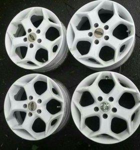 Литые диски на Ford d15