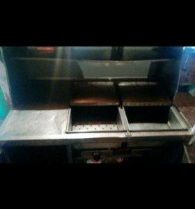 Печь для изготовления хот-догов