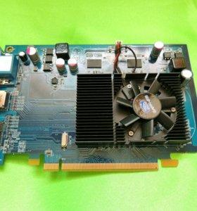 Видеокарта -AMD Radeon HD 4650 1Гб