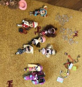 Куклы Littles Petshop