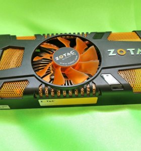 Охлаждение для видеокарты Zotac GTX 560