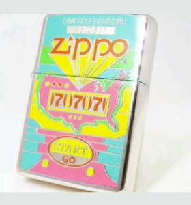 Zippo lucky limited edition