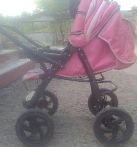 Детская коляска-трансформер SOLARIS