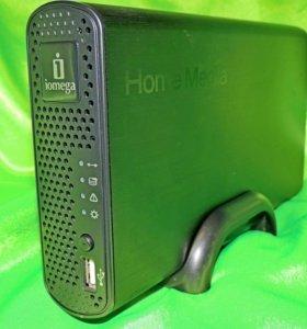 Сетевой дисковый массив Iomega Home Media Cloud Ed