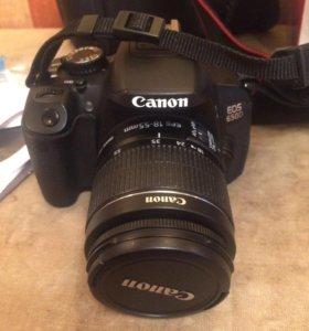 Canon EOS 650D зеркальный аппарат