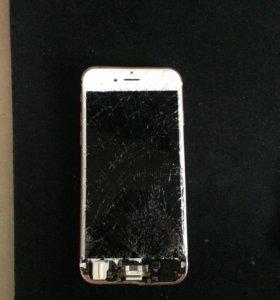 Айфон 6с на запчасти