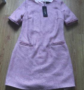 Новое платье с ценником