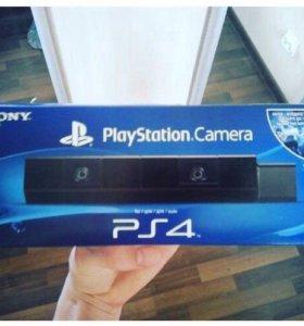 PS Eye ; камера и микрофон для PS4.