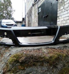 Бампер передний на Opel astra седан