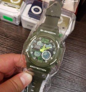 Часы G-Shock  хаки