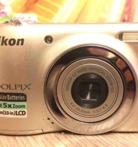 Фотоаппарат Nikon coolpix L 26