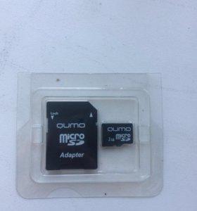 Micro SD QUMO