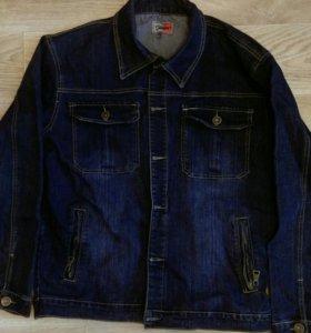 Куртка джинсовая, мужская