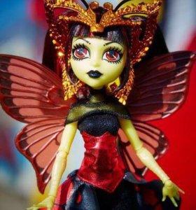 Кукла бабочка Монстер хай