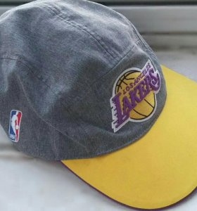 adidas losangeles Lakers кепка снепбэк