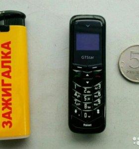 BM50 GTStar самый маленький в мире телефон