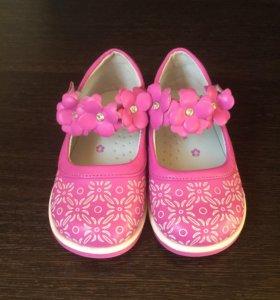 Туфли для девочки (23р)