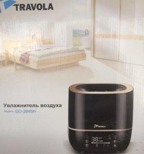 Travola GO-2845, Black Gold увлажнитель воздуха