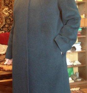 Пальто осеннее новое (шерсть)