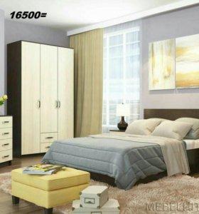 Мебель для спальни Эконом класса из Пензы на заказ