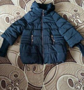 Женская деми куртка
