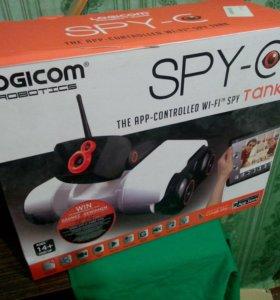 Игрушка Logicom Spy-C Tank для iOS и Android