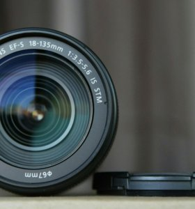 Объектив Canon EF-S 18-135mm IS STM