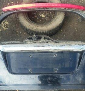 Дверь задния хонда стрим