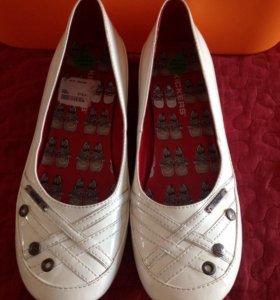 Туфли kickers - 39 размер