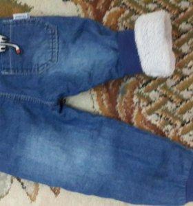 Детские джинсы до 18