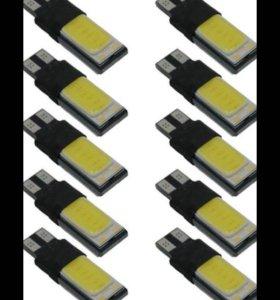 12 v. Супер яркие лампочки для ам.