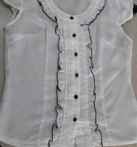 Блуза шифон размер 44
