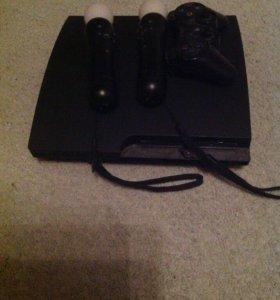playstation 3 и PlayStation move