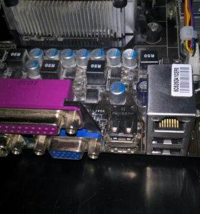 Материнская плата msi с процессором amd dual core
