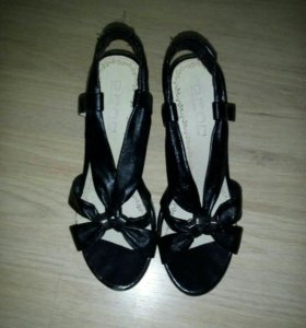 Туфли на платформе 36 размер