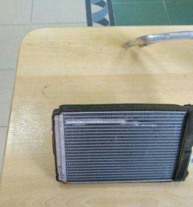 Радиатор печки, кондиционера хендай элантра xd