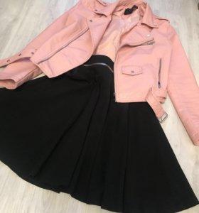 Юбка +куртка